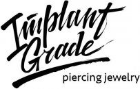 Implant Grade piercing jewelry